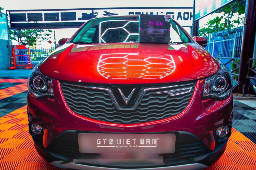 Độ đèn xe Vinfast Fadil