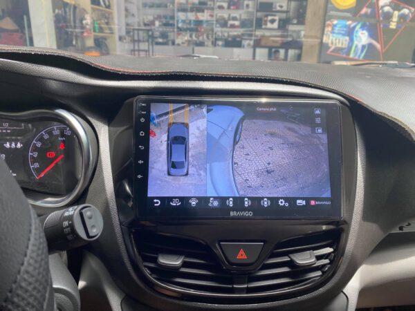 Màn hình 360 xe Vinfast Fadil