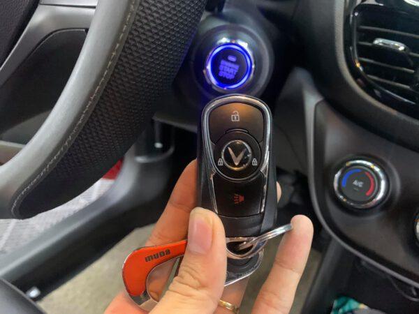 Độ Smart key xe Vinfast Fadil
