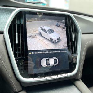 Màn hình Bravigo V2 thích hợp Camera 360 3D siêu đẹp