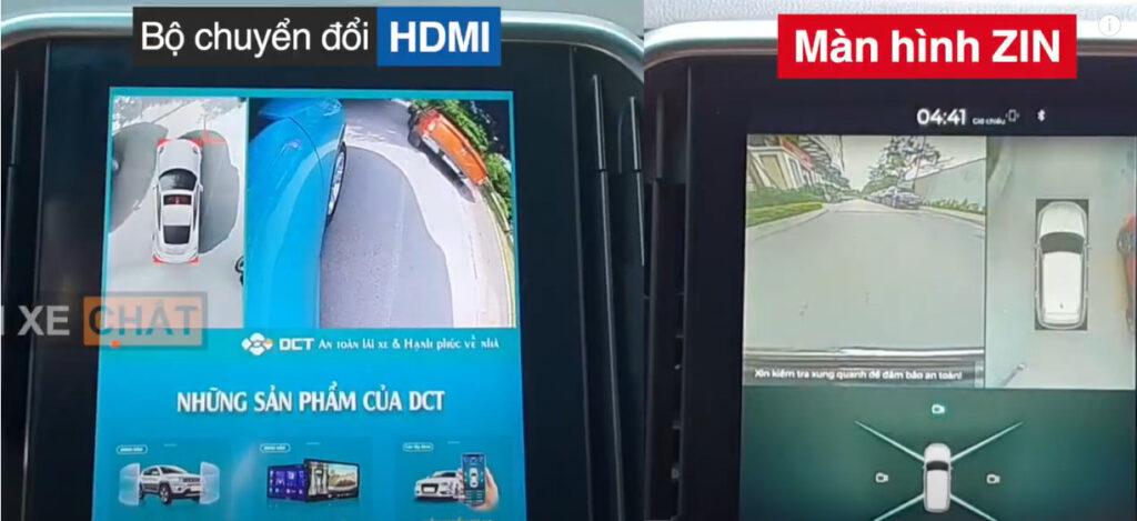 Camera zin và Camera 360 DCT LUX