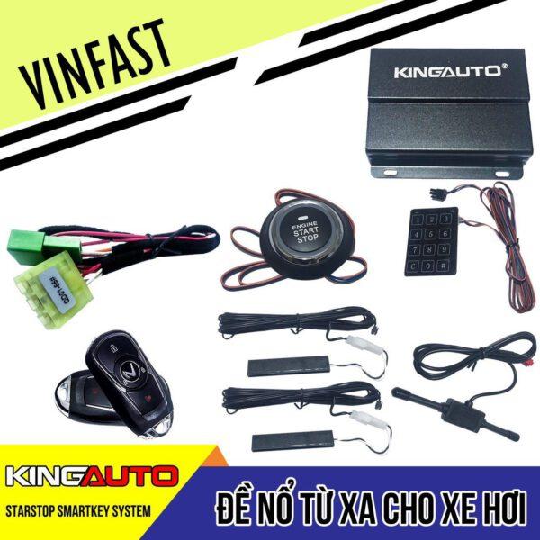 Smart key Vinfast