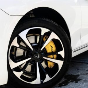 Ốp phanh Brembo xe Vinfast Lux A
