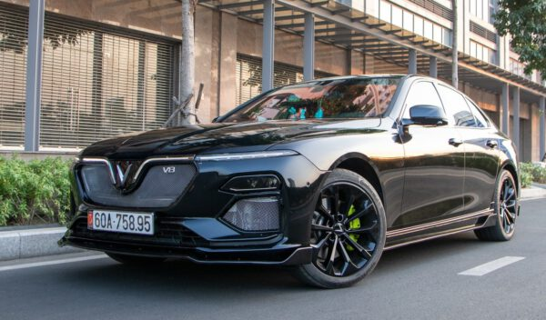 Body líp xe Vinfast Lux A2.0