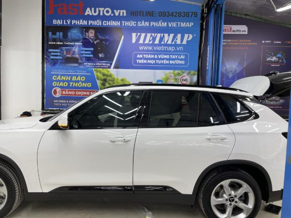 Thanh Baga mui xe Vinfast Lux SA