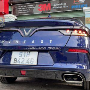 Líp pô xe Vinfast Lux A