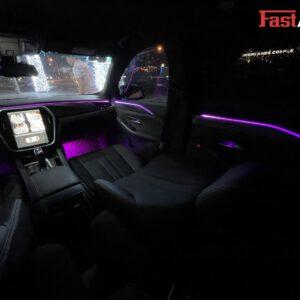 Đèn led viền nội thất xe Vinfast Lux