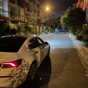 Độ đèn xe Vinfast Lux A, Lux SA | Combo 4 bi laser X-Light V10L Ultra và bi led GTR G-Led X Pro