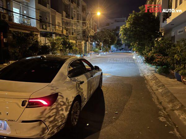 Độ đèn xe Vinfast Lux A, Lux SA   Combo 4 bi laser X-Light V10L Ultra và bi led GTR G-Led X Pro
