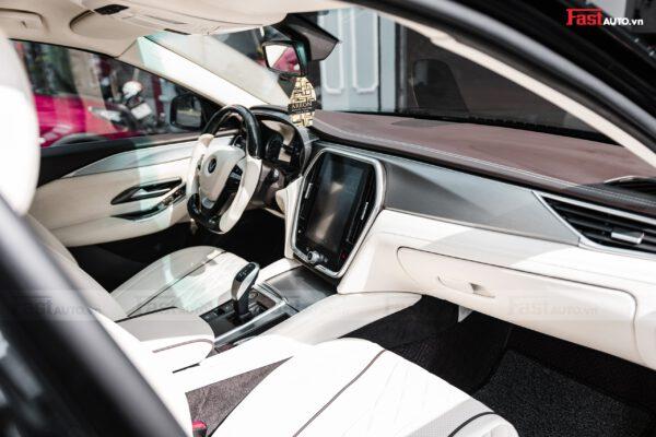 Độ nội thất Maybach cho xe Vinfast Lux A độ nội thất Maybach