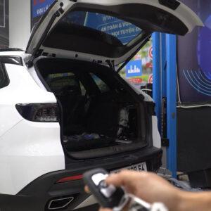 Độ cốp điện xe Vinfast Lux SA 2.0 | Cốp điện Dr. Door