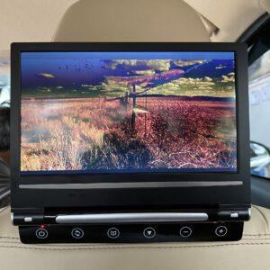 Màn hình gói đầu dùng chung độ phân giải HD 9 inch
